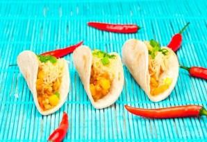 Мини-тако (мексиканская закуска) - фото шаг 4