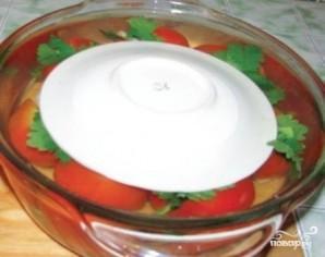 Маринованные помидоры быстрого приготовления - фото шаг 6
