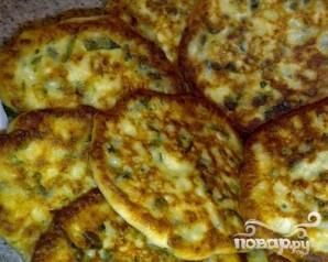 Сырные блинчики - фото шаг 6