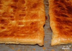 "Торт ""Мильфей"" - фото шаг 1"