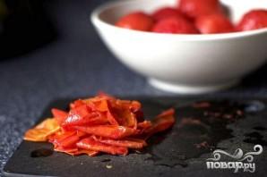 Томатный соус с морковью и сельдереем - фото шаг 3
