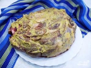 Горчичный маринад для свинины - фото шаг 3