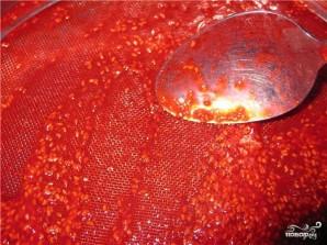 Малиновый соус - фото шаг 2