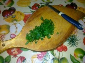 Вегетарианский суп с фасолью - фото шаг 5