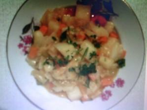 Овощное рагу по-домашнему - фото шаг 7