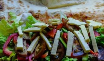 Салат для пикника - фото шаг 4