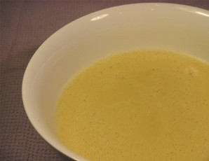 Омлет с морепродуктами - фото шаг 2
