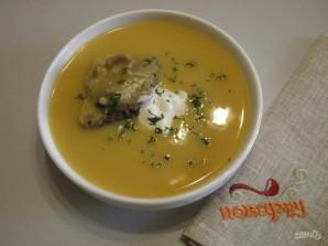 Гороховый суп-пюре с мясом - фото шаг 6