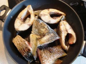 Запеченная рыба - фото шаг 1