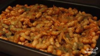Ребрышки с фасолью - фото шаг 5