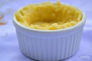 Картофельный пирог с грибным соусом - фото шаг 14