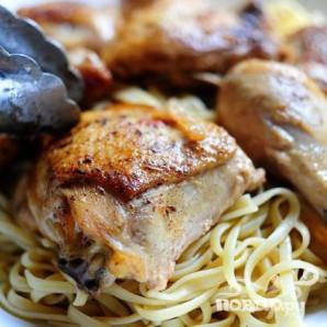 Курица с оливками - фото шаг 21