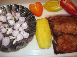 Курица с овощами по-китайски - фото шаг 1