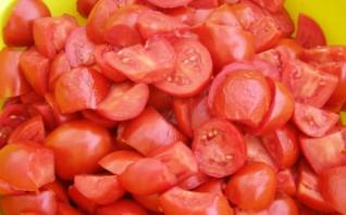 Аджика с яблоками и помидорами - фото шаг 4