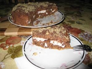 "Торт ""Анжелика"" - фото шаг 8"