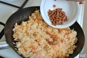 Кимчи с рисом - фото шаг 4