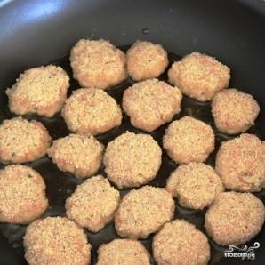 Тефтели в сливочном соусе - фото шаг 7