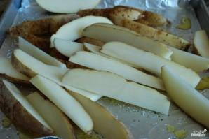 Закуска к пиву из картофеля - фото шаг 2