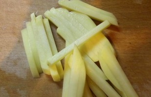 Шаурма с овощами - фото шаг 1