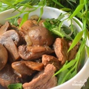 Мясо по-венгерски - фото шаг 8
