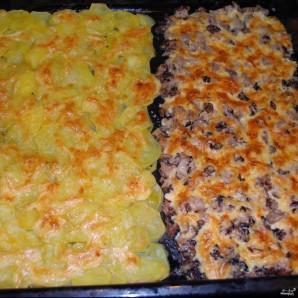 Картошка со сморчками в духовке - фото шаг 6