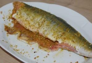 Рыба жареная в мультиварке - фото шаг 3