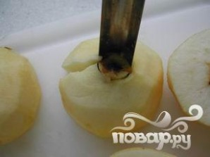 Пирог с карамельными яблоками - фото шаг 2