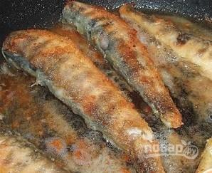 Ледяная рыба жареная - фото шаг 4
