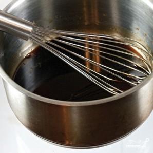 Закуска из жареных яиц - фото шаг 2