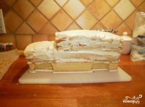 """Торт """"Полицейская машина"""" - фото шаг 4"""