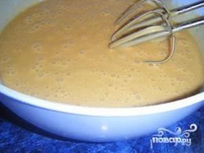 Пирог с киви - фото шаг 4