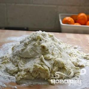 Апельсиновые булочки с маком - фото шаг 3