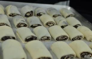 Дрожжевые булочки с маком - фото шаг 5