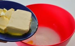 Вкусные кексики в формочках - фото шаг 1