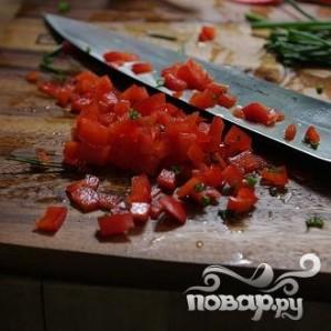 Сэндвичи с яичным салатом - фото шаг 3
