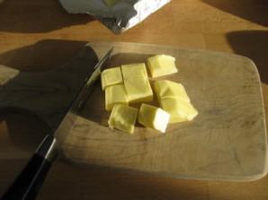 Тесто песочное для курника - фото шаг 2