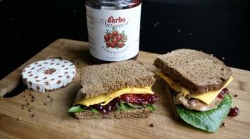 Сэндвич с индейкой - фото шаг 4