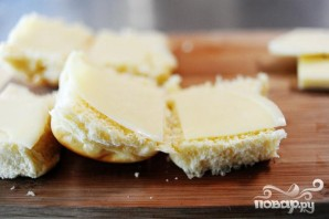 Мини-сэндвичи с фрикадельками - фото шаг 4