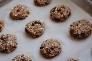 Диетическое овсяное печенье - фото шаг 5