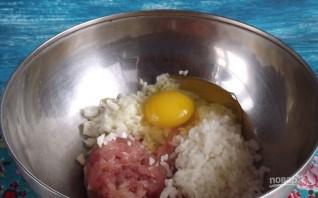 Простой рецепт ленивых голубцов - фото шаг 1