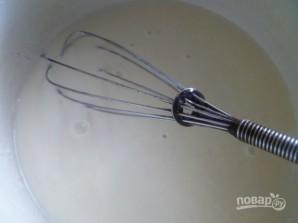 Блины на кислом молоке с дрожжами - фото шаг 2
