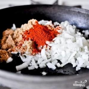 Мексиканская паста из фасоли - фото шаг 4