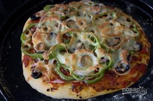 Пицца своими руками - фото шаг 9