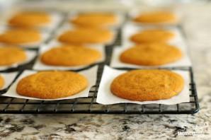 Тыквенные пирожные со сливочной начинкой - фото шаг 5