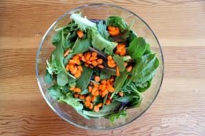 Салат простой - фото шаг 2