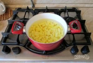 Суп с килькой - фото шаг 2