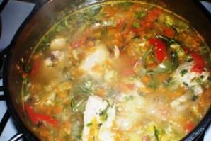 Индейка, тушеная с овощами - фото шаг 1