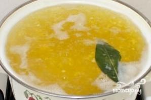 Суп-пюре с чечевицей - фото шаг 1