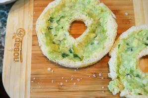 Фаршированные пончики на завтрак - фото шаг 7