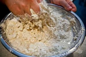 Тесто для мясного пирога - фото шаг 5